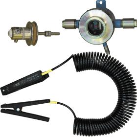 Заземление автоцистерн УЗА-220В-БП-ВЗ